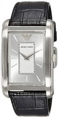 Emporio Armani End-of-season Analog Silver Dial Men's Watch - AR1869