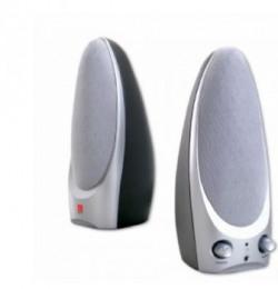 iBall i2-460 2.0 Multimedia speaker (Black)