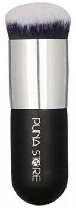 Puna Store Face Powder Blush Brush - Black