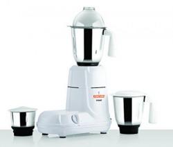 Kanchan 550-Watt High Performance And Classic Triset Mixer grinder