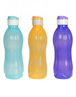 Disha Chetan Auqa 1000Ml Water Bottles Pack Of 3
