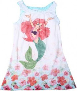 Disney by Cherish Girl's Midi/Knee Length Casual Dress