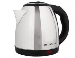 Eurolex EK14155 1500 Watts 1.8 Litre Water/Tea/Multipurpose Electric Kettle (Black)