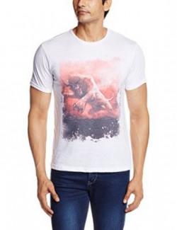 People Men's T-Shirt (8903880494865_P10101106423001_Medium_White)