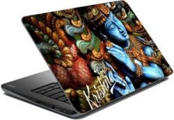 meSleep Lord Krishna Vinyl Laptop Decal 15.6