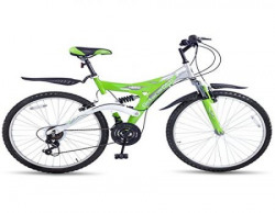 Hero Octane 26T DTB Alloy 21 Speed Junior Cycle 19-inches (Green)