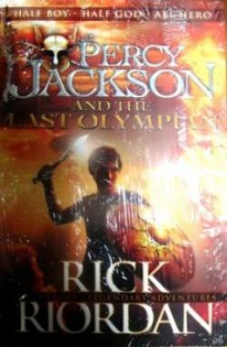Percy Jackson (5) : The last Olym (R/J)