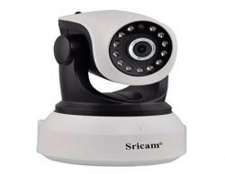 Sricam SP017 Wireless HD IP Wi-Fi CCTV Indoor Security Camera