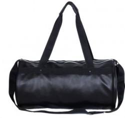 Dee Mannequin Vivacious Black Leather Rite Gym Bag