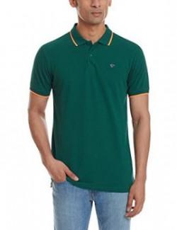 Ruggers Men's Polo (8907242507378_265347077_Small_Green)