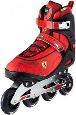 Ferrari FK25 Skates, Size 43 (Red/Black)