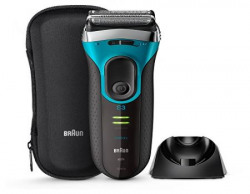 Braun Series 3 3080 Rechargeable Wet and DryElectric Foil shaver for Men