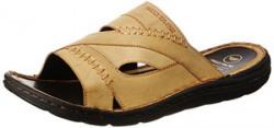 Red Tape Men's Tan Hawaii Thong Sandals - 10 UK/India (44 EU)