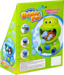 Sirius Toys Bubble Maker - An Hippopotamus