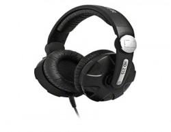 Sennheiser Hd 215 II Closed Over-Ear Back Headphone with High Passive Noise Attenuation (Black)