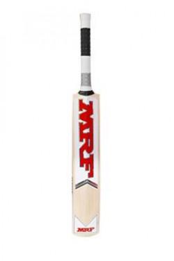 MRF Warrior English Willow Cricket Bat, Short Handle