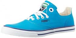Puma Unisex LimnosCAT3DP Blue Jewel, Peacoat, Glacier Grey and White Sneakers - 10 UK