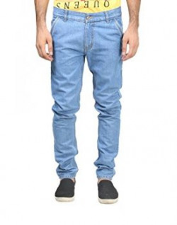 Trendy Trotters Mens Denim Jeans at 50% OFF