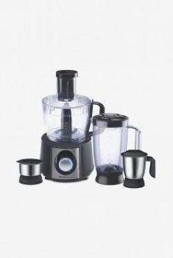 Bajaj Platini 1.5 Litre Food Art Food Processor (Silver)