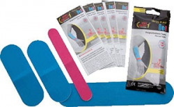 Dittmann BCDL4406 D-Tape Pre-cutted Kinesiology Cotton Tape for Hand, One Size