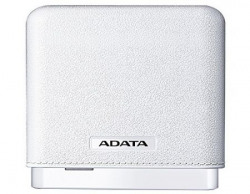 Adata Powerbank PV150 10000mah White For Tablets, Mobiles