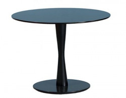 Forzza York Table (Laquered Finish, Black)
