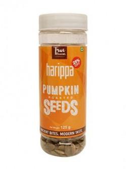 True Elements Roasted Non Salted Pumpkin Seeds, 125g