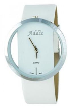 Addic Trendy Classy See Through Analog Watch For Women.