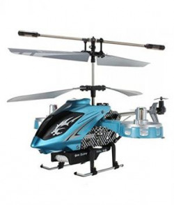 Saffire 4 Channel Remote Controlled Avatar Helicopter, Blue