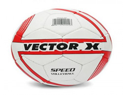 Vector X Speed 32P Volleyball (White)