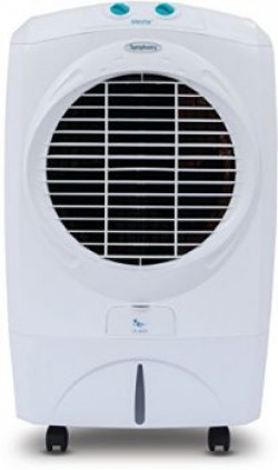 Symphony Siesta 45-Litre Air Cooler (White)