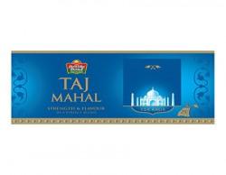 Taj Mahal Tea Bags, 25 Pieces