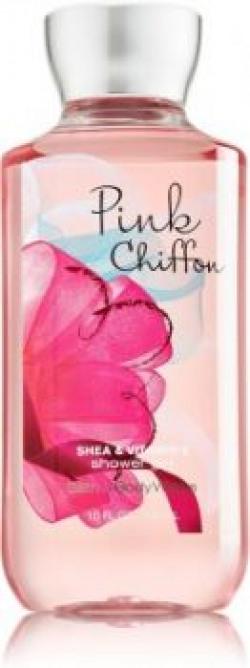 Bath & Body Works Pink Chiffon Shower Gel
