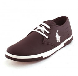 Fucasso Men's Synthetic Brown Casual Shoes - 6 UK