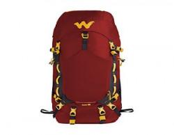 Wildcraft HypaDura 45 liters Red Rucksack (8903338049487)