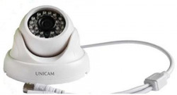 Unicam UHD Long Distance Real Time Transmission Dome Camera with 3.6 mmLens