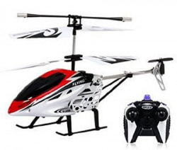 Saffire Flying Remote Control Helicopter, Multi Color