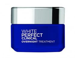 L'Oreal Paris White Perfect Clinical Overnight Treatment Cream, 50ml
