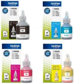 Brother BT5000 COLOUR / BT 6000BLACK Multi Color Ink