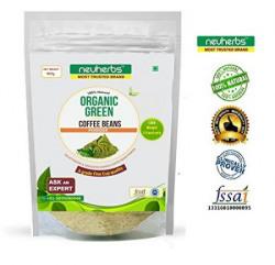 Neuherbs Organic Green Coffee Powder - 800 g