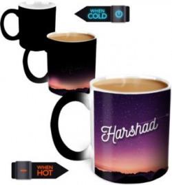 Hot Muggs You're the Magic… Harshad Magic Color Changing Ceramic Mug