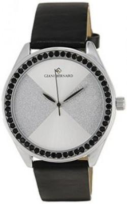 Giani Bernard Robin Glory Analog Silver Dial Women's Watch - GB-1111D