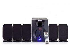 Envent ACE – 5.1 Multimedia Home Audio Speaker (Black)