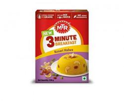 MTR 3 Minute Breakfast Kesari Halwa Box, 230g