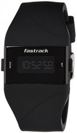 Fastrack Casual Digital Gray Dial Women's Watch - 68003PP01J