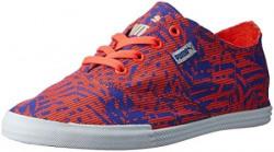 Puma Unisex Puma Streetsala Graphics Idp Red Blast, Royal Blue and Grey Violet Sneakers - 9 UK/India (43 EU)