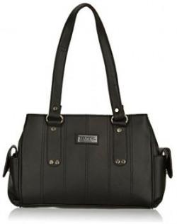 Fantosy Women's Handbag (Black) (FNB-283)