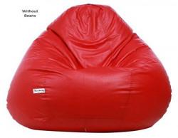 Sattva XXXL Bean Bags (Red)