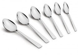 Classic Essentials Archies Stainless Steel Baby Spoon, 6-Piece