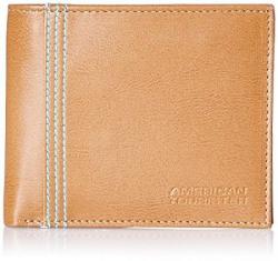American Tourister Tan Men's Wallet (40W (0) 23 001)